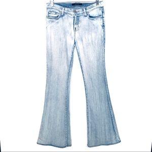 J Brand • Bell Bottom Jeans in Afterlife